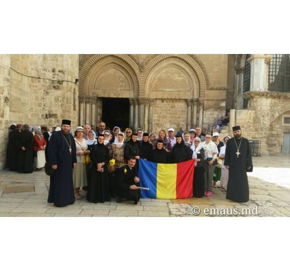 PELERINAJ ISRAEL SFINTELE PAȘTI cu cazare la Asezamantul Romanesc de la Ierihon   7 zile / 6 nopti   2021