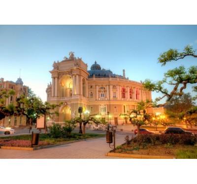 Pelerinaj în Odessa