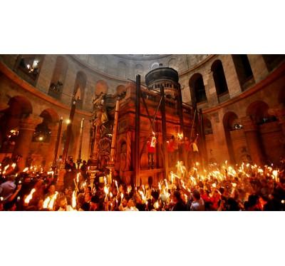 Pelerinaj Sfintele Pasti in Israel si Peninsula Sinai | 9 zile / 8 nopti | 2021