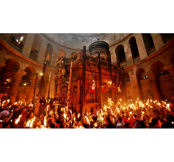 Pelerinaj Sfintele Pasti in Israel si Peninsula Sinai   9 zile / 8 nopti   2021