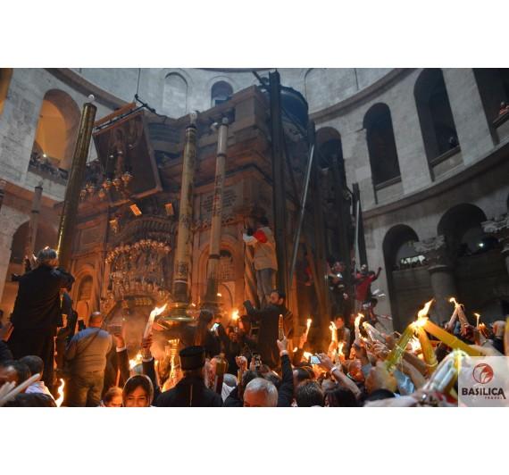 Pelerinaj in Israel cu ocazia SFINTELOR PASTI   Cazare hotel   7 zile / 6 nopti